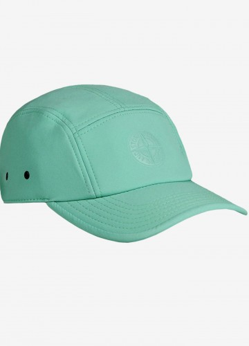 STONE ISLAND SOFT SHELL-R 5-PANEL CAP