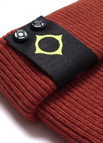 MA. STRUM RIBBED BEANIE HAT