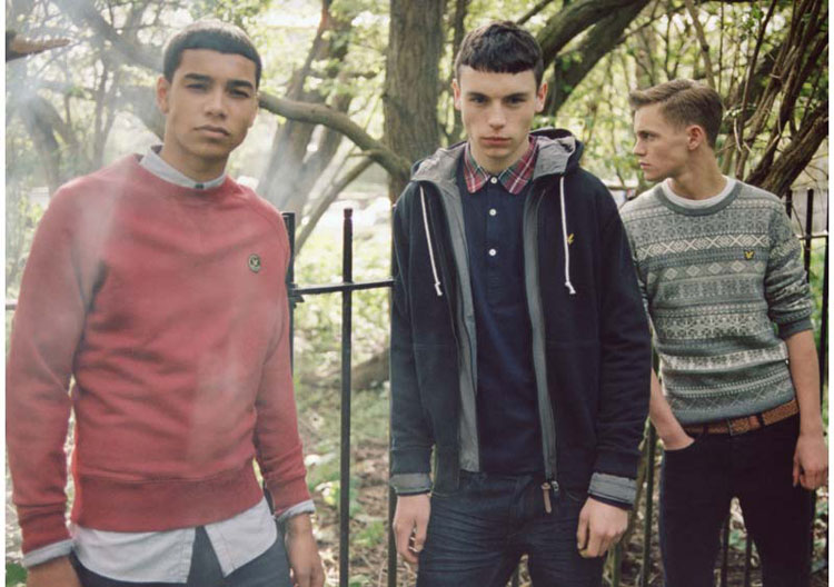 lyle and scott aw1312