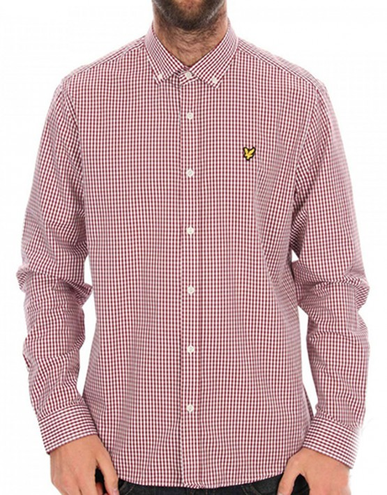 Lyle & Scott Gingham