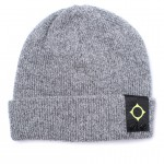 MA. STRUM RIBBED BEANIE