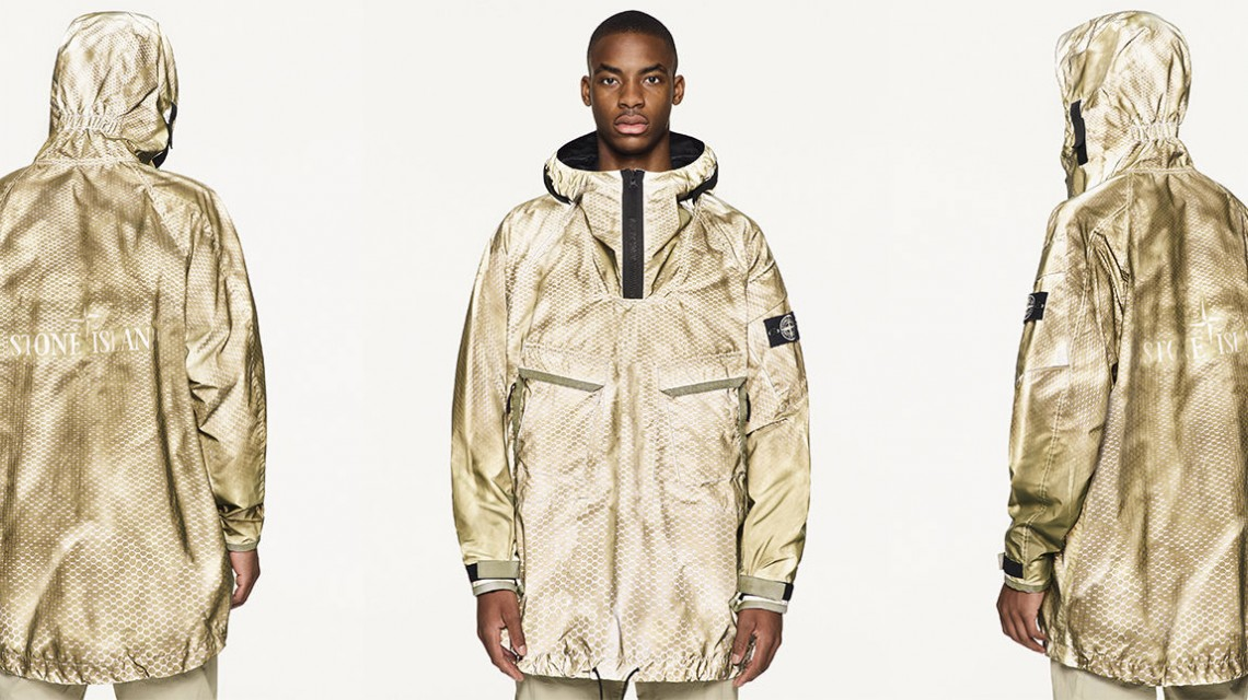 STONE ISLAND PROTOTYPE RESEARCH
